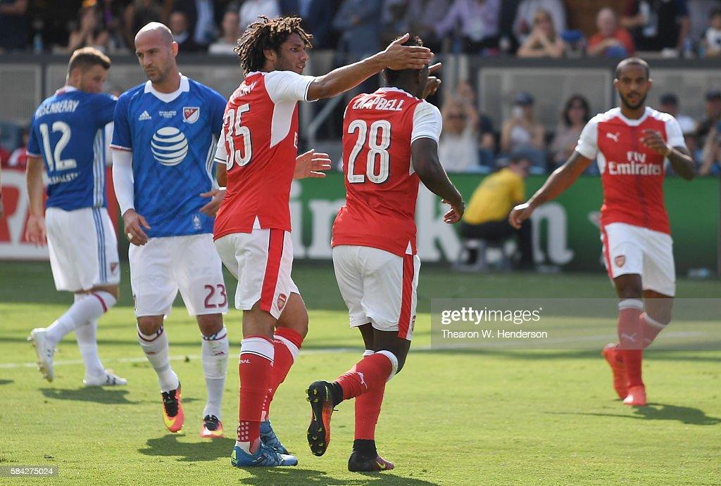 2016 MLS All-Star Game: Arsenal v MLS All-Stars : News Photo