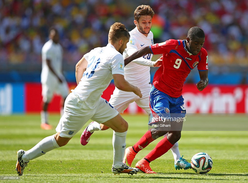 Costa Rica v England: Group D - 2014 FIFA World Cup Brazil : News Photo