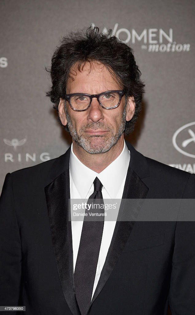 Joel Coen attends the Kering Official Cannes Dinner at Place de la Castre on May 17, 2015 in Cannes, France.
