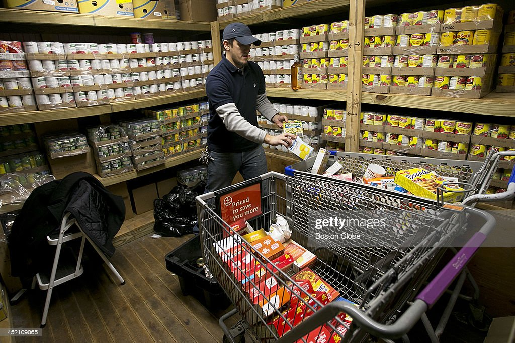 After Theft New Bedford Food Pantry Sees Outpouring Of Support