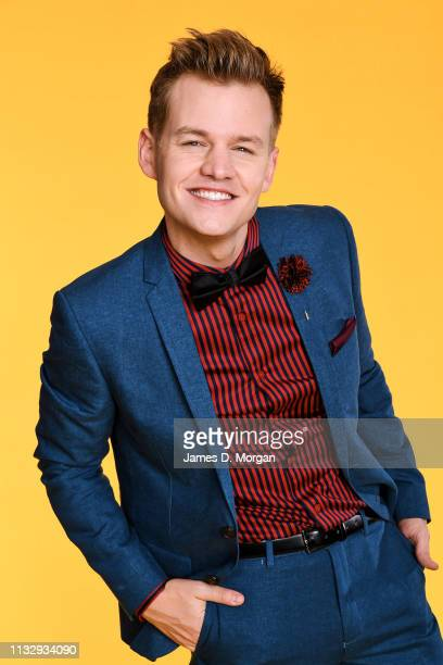 Joel Creasey poses for a portrait at the 2019 Australian LGBTI Awards at The Star on March 01 2019 in Sydney Australia