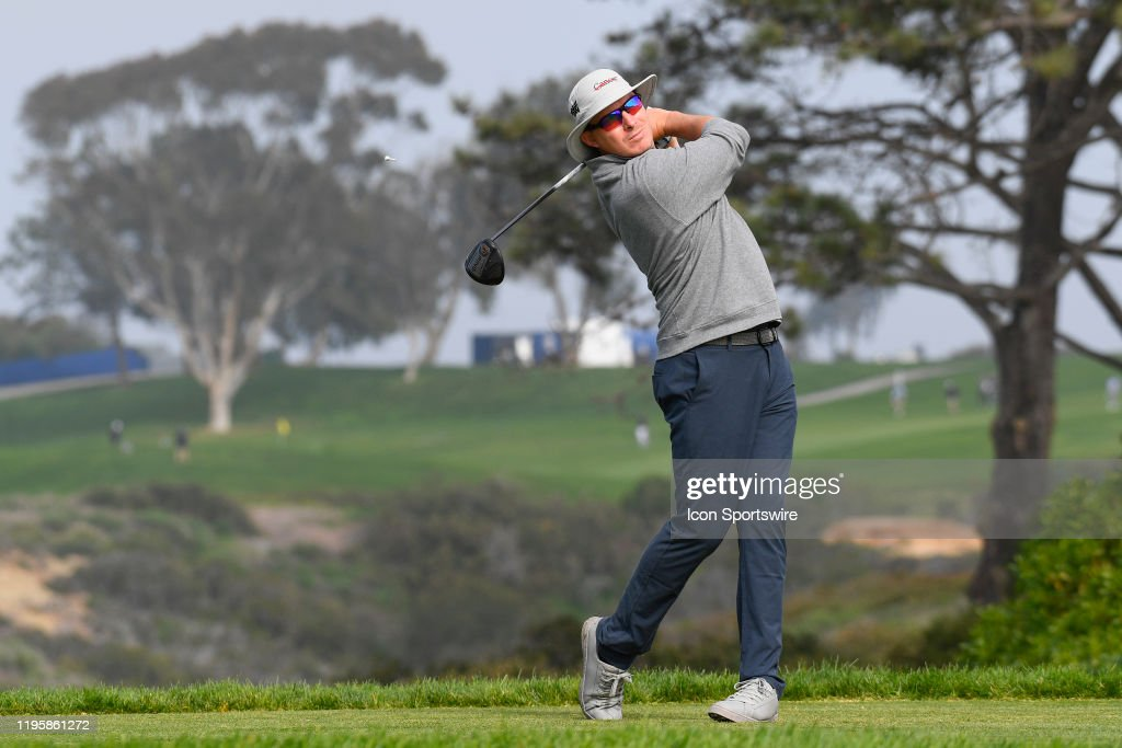 GOLF: JAN 24 PGA - Farmers Insurance Open : News Photo