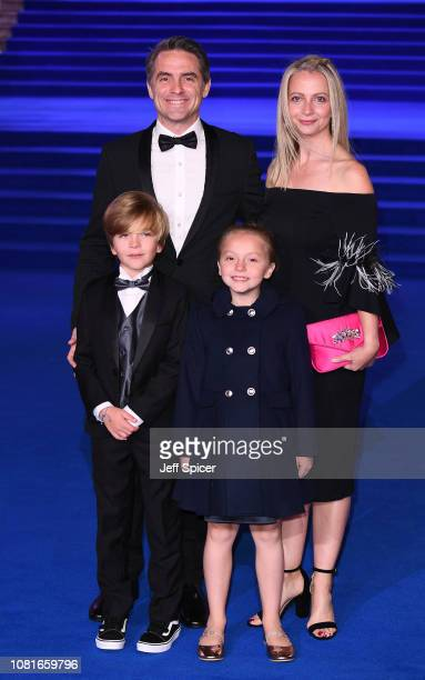Joel Dawson attends the European Premiere of 'Mary Poppins Returns' at Royal Albert Hall on December 12 2018 in London England