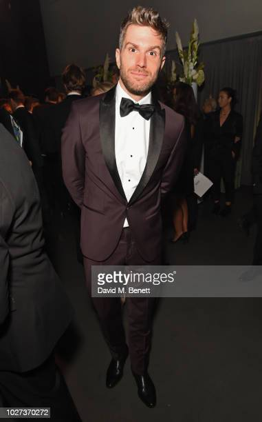 Joel Dommett attends the GQ Men of the Year Awards 2018 in association with HUGO BOSS at Tate Modern on September 5 2018 in London England