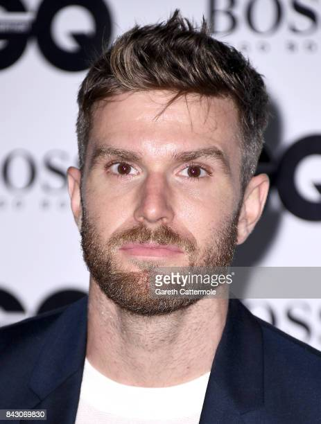 Joel Dommett attends the GQ Men Of The Year Awards at the Tate Modern on September 5 2017 in London England