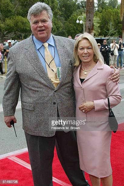 Joel Douglas and his wife Jo Ann attend the Palm Springs International Film Society and its Film Festival honoring actor Kirk Douglas on October 17...