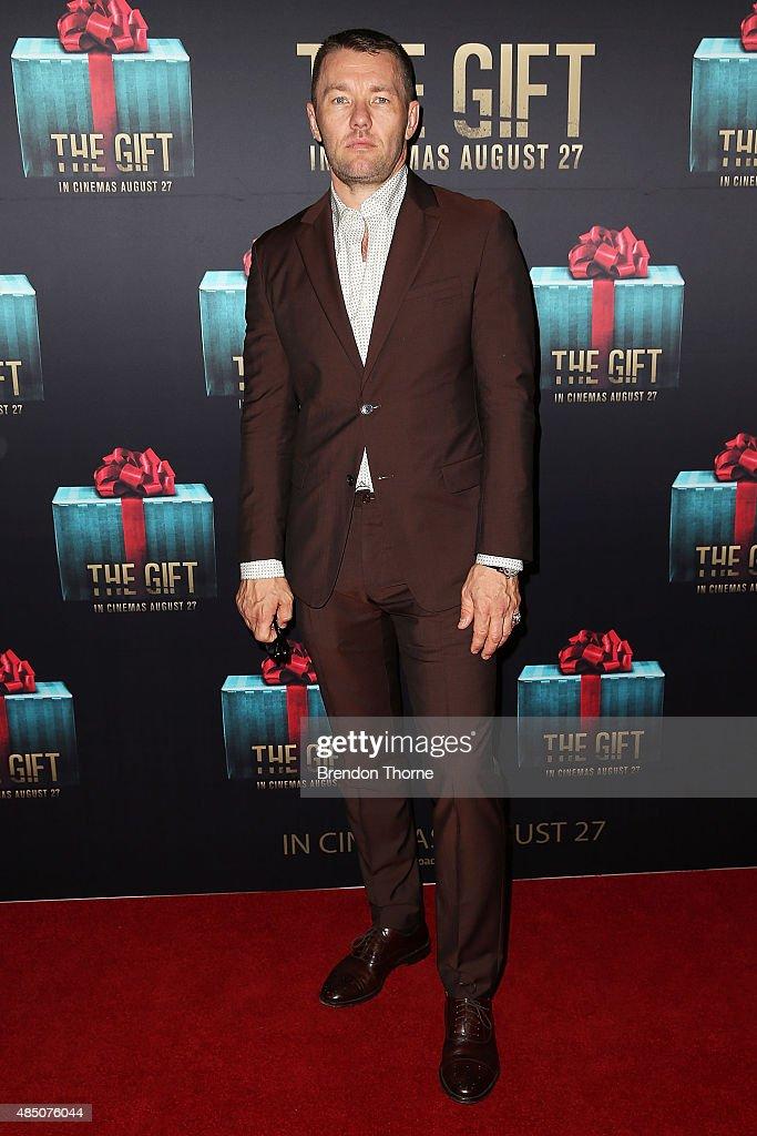 Joel Edgerton arrives ahead of 'The Gift' Sydney Premiere at Event Cinemas George Street on August 24, 2015 in Sydney, Australia.