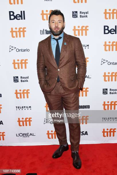 Joel Edgerton attends the Boy Erased premiere during 2018 Toronto International Film Festival at Princess of Wales Theatre on September 11 2018 in...