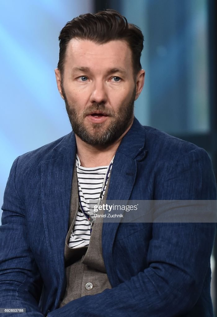 Joel Edgerton attends the Build Series to discuss the new film 'It Comes at Night' at Build Studio on June 5, 2017 in New York City.