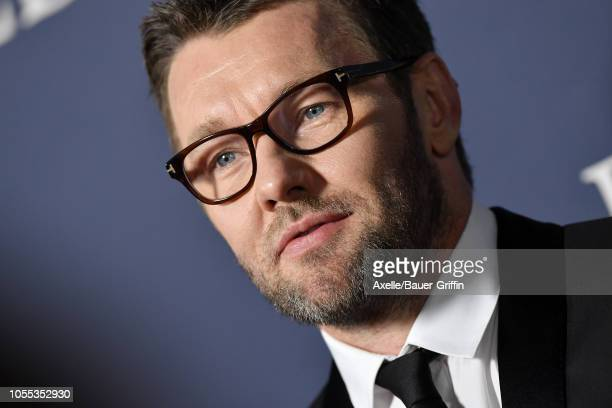 Joel Edgerton attends the premiere of Focus Features' 'Boy Erased' at Directors Guild of America on October 29, 2018 in Los Angeles, California.