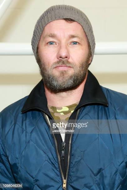 Joel Edgerton on February 11 2019 in New York City