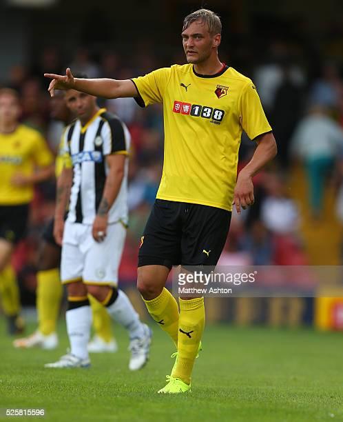 Joel Ekstrand of Watford
