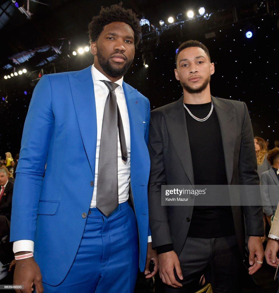 2018 NBA Awards - Inside : News Photo