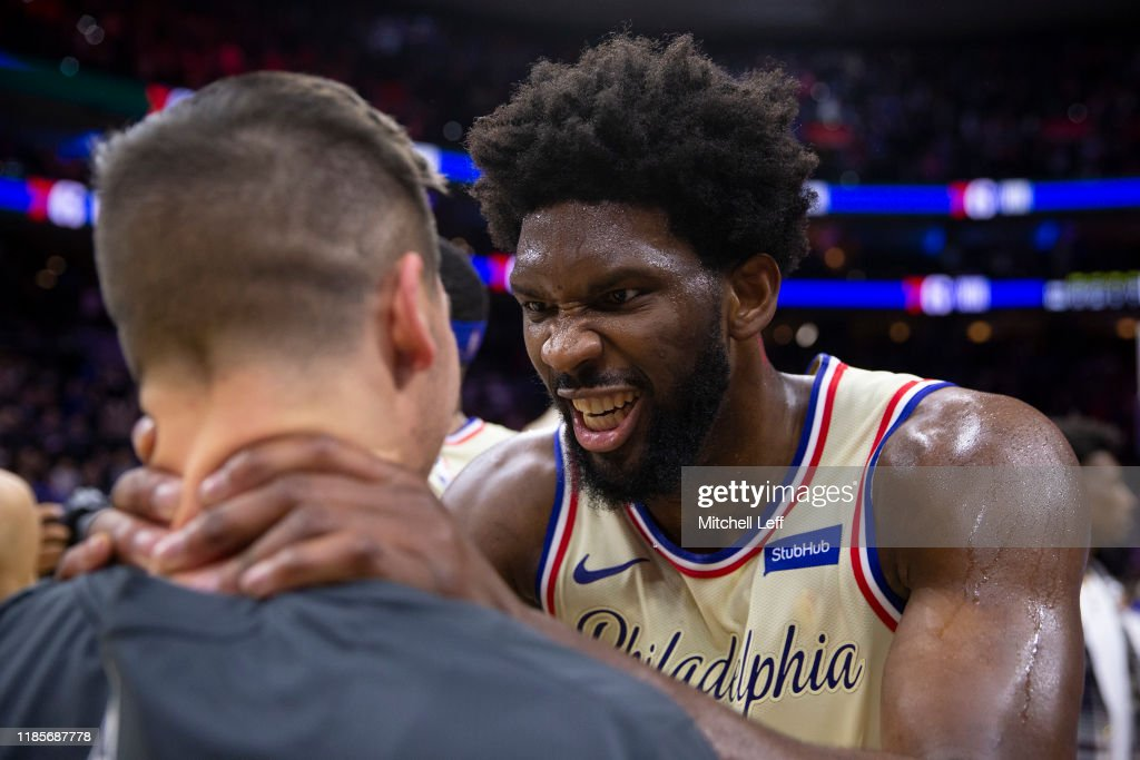 Indiana Pacers v Philadelphia 76ers : News Photo