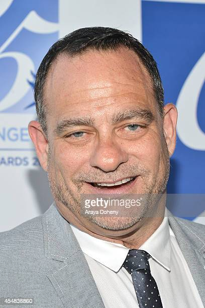 Joel Goldman attends the Project Angel Food's 25th Anniversary Angel Awards 2014 honoring Aileen Getty with the Inaugural Elizabeth Taylor Leadership...
