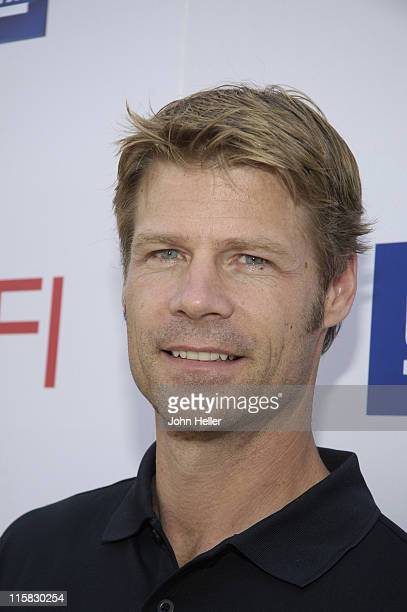 Joel Gretsch during 8th Annual American Film Institute Golf Classic Presented by General Motors in Los Angeles California United States