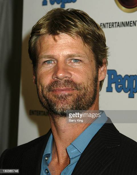 Joel Gretsch during Entertainment Tonight and People Magazine Emmy After Party Arrivals at Sky Bar in Los Angeles California United States