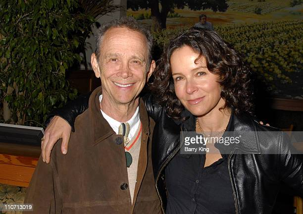 "Joel Grey and Jennifer Grey during Venice Magazine Hosts After Party for ""The 25th Annual Putnam County Spelling Bee"" - Opening Night at Wadsworth..."