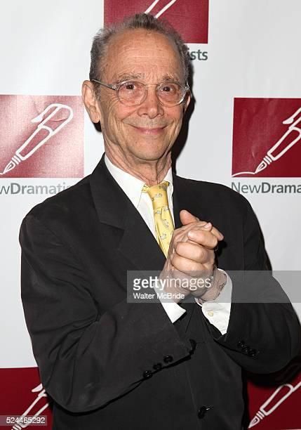 Joel Grey attending the New Dramatists 63rd Annual Spring Luncheon to Honor Bernadette Peters at the Marriott Marquis Hotel in New York City on...