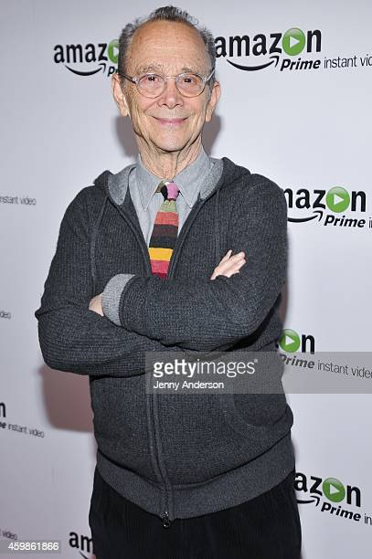 Joel Grey attends 'Mozart In The Jungle' premiere at Alice Tully Hall at Lincoln Center on December 2 2014 in New York City