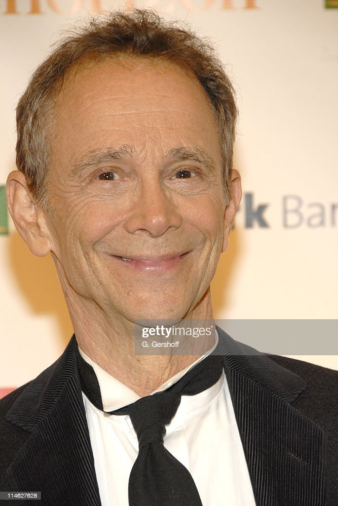 Joel Grey during Chicago the Musical Celebrates its 10th Anniversary on Broadway - Arrivals at Ambassador Theater in New York City, New York, United States.