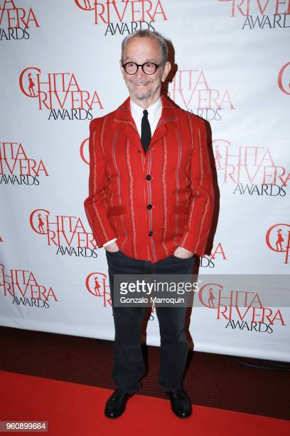 Joel Grey during the The 2nd Annual Chita Rivera Awards Honoring Carmen De Lavallade John Kander And Harold Prince at NYU Skirball Center on May 20...