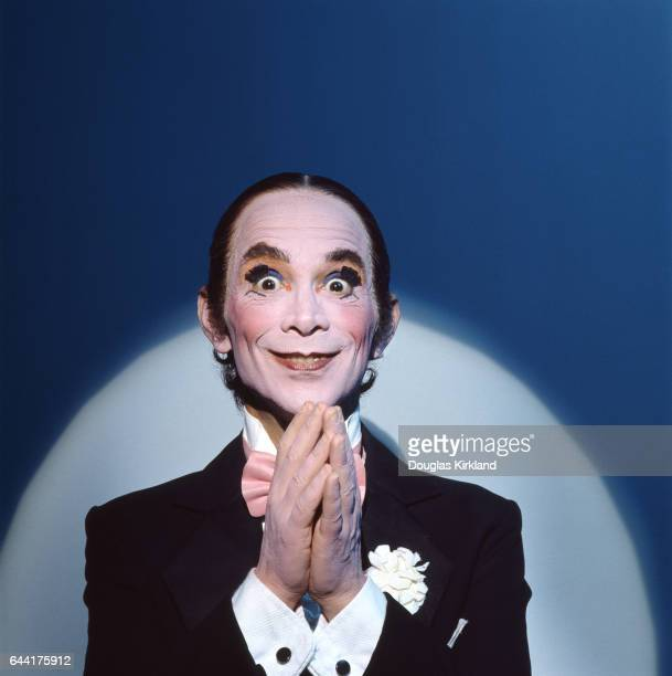 Joel Grey photographed for New York Magazine Cover shoot 1987