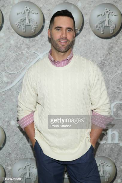 Joel Halcro attends Brooks Brothers Annual Holiday Celebration To Benefit St Jude at The West Hollywood EDITION on December 07 2019 in West Hollywood...