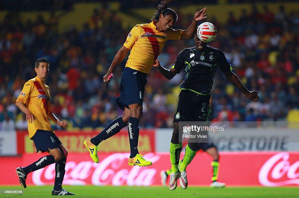 Morelia v Santos Laguna - Clausura 2015 Liga MX