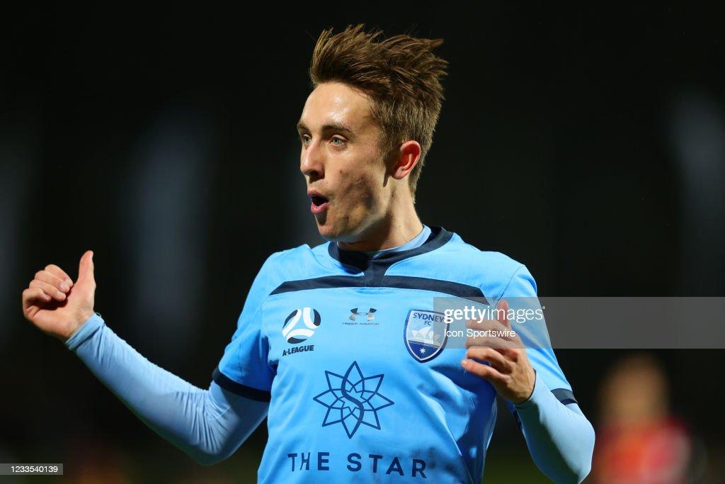 SOCCER: JUN 19 A-League - Sydney FC v Adelaide : News Photo