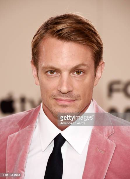 "Joel Kinnaman arrives at the World Premiere of Apple TV+'s ""For All Mankind"" at the Regency Village Theatre on October 15, 2019 in Westwood,..."