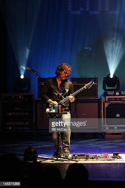 Joel Kosche from the band Collective Soul performs at Harrah's Resort May 27 2012 in Atlantic City New Jersey