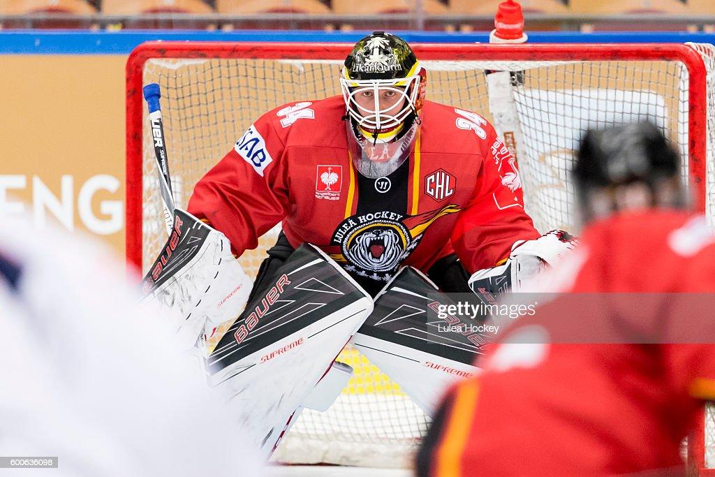 Lulea Hockey v Eisbaren Berlin - Champions Hockey League : News Photo