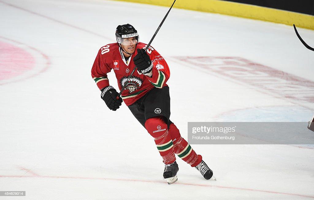 Frolunda Gothenburg v Geneve-Servette - Champions Hockey League