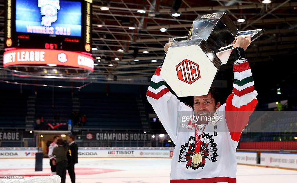 Karpat Oulu v Frolunda Gothenburg  - Champions Hockey League Final