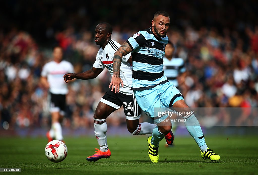 Fulham v Queens Park Rangers - Sky Bet Championship : News Photo