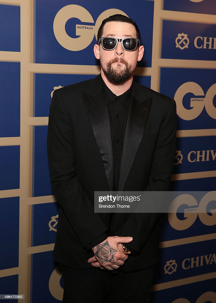 2015 GQ Men Of The Year Awards - Arrivals