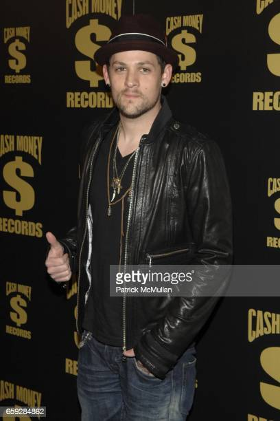 Joel Madden attends Cash Money Records First Annual PreGrammy Party Honoring Lil Wayne at Montage Beverly Hills on February 7 2009 in Beverly Hills...