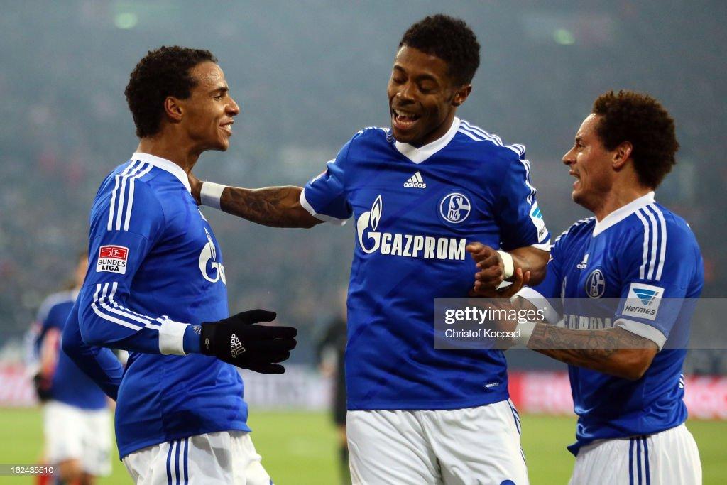 FC Schalke 04 v Fortuna Duesseldorf 1895 - Bundesliga