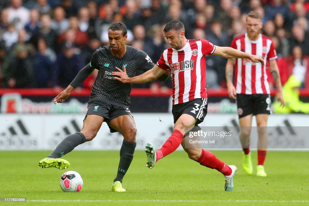 Sheffield United v Liverpool FC - Premier League : News Photo