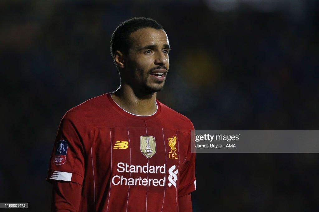 Shrewsbury Town v Liverpool FC - FA Cup Fourth Round : News Photo