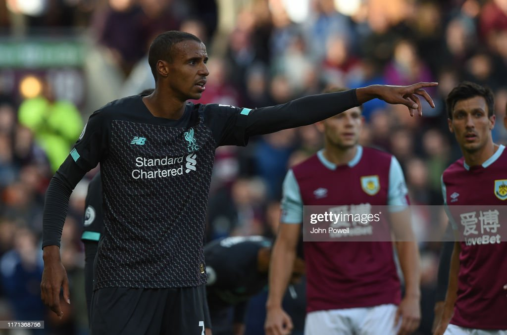 Burnley FC v Liverpool FC - Premier League : News Photo