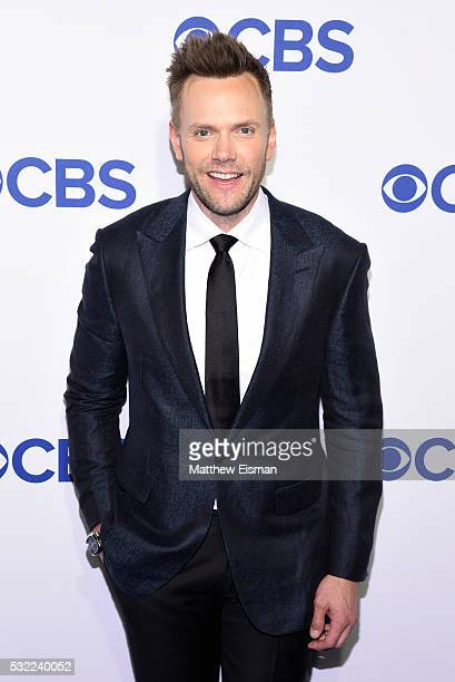 Joel McHale attends 2016 CBS Upfront at The Plaza on May 18 2016 in New York City