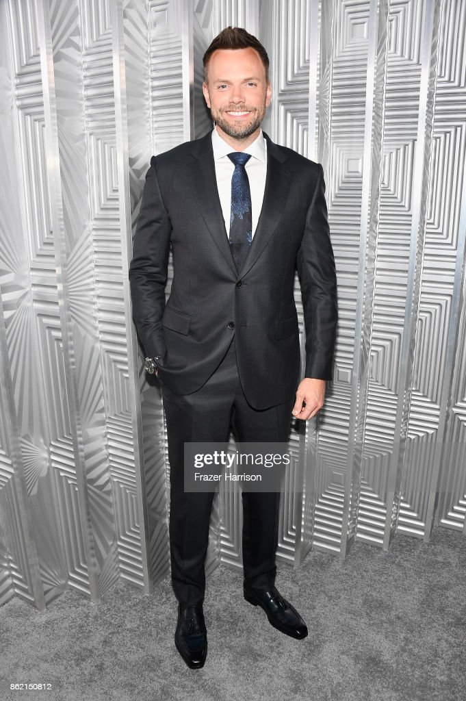 Joel McHale attends ELLE's 24th Annual Women in Hollywood Celebration presented by L'Oreal Paris, Real Is Rare, Real Is A Diamond and CALVIN KLEIN at Four Seasons Hotel Los Angeles at Beverly Hills on October 16, 2017 in Los Angeles, California.
