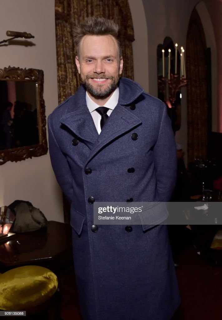 Joel McHale attends the Cadillac Oscar Week Celebration at Chateau Marmont on March 1, 2018 in Los Angeles, California.