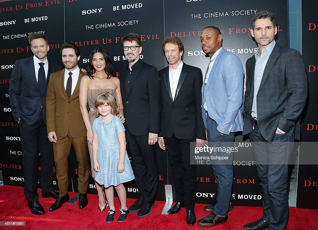 """Screen Gems And Jerry Bruckheimer Films With The Cinema Society Host A Screening Of """"Deliver Us From Evil"""""""