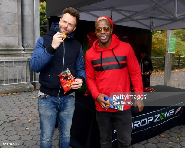 12 Doritos Mtn Dew Host Drop Zone In New York Pictures, Photos