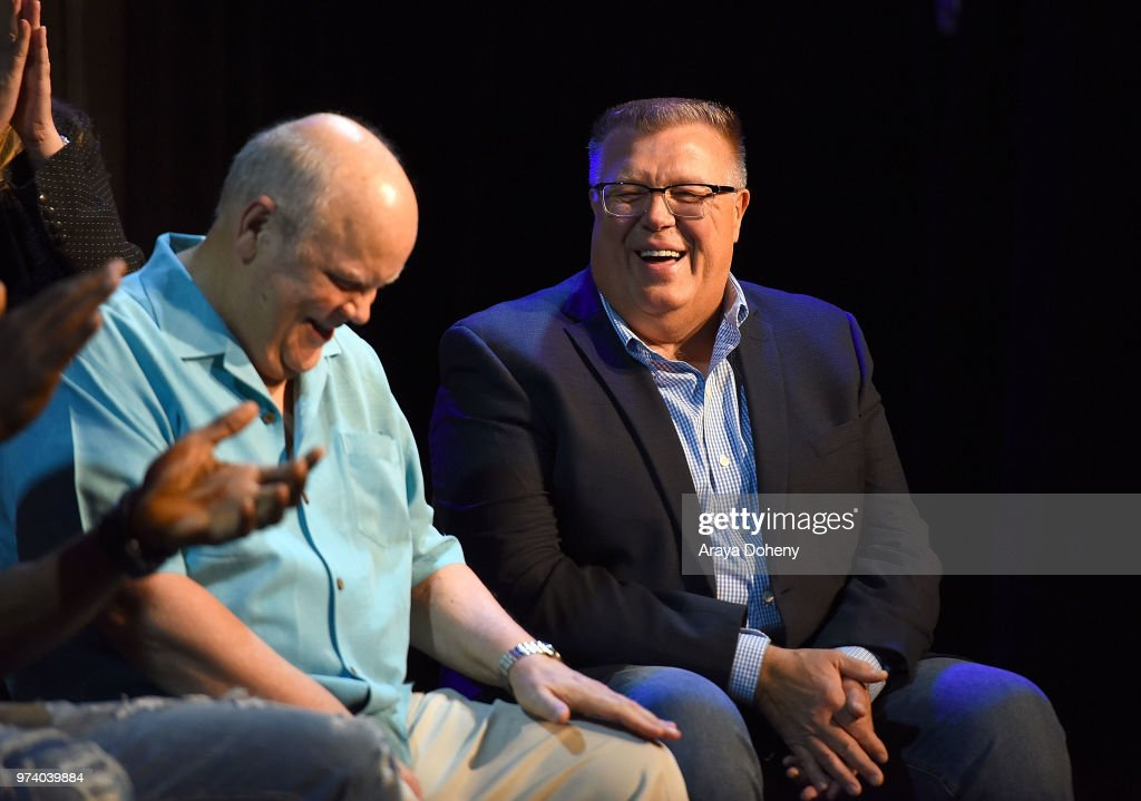 Joel McKinnon Miller attends Universal Television's FYC @ UCB 'Brooklyn Nine-Nine' at UCB Sunset Theater on June 13, 2018 in Los Angeles, California.
