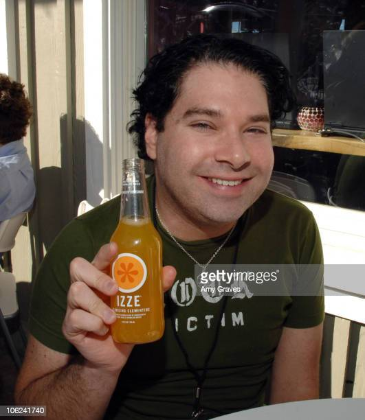 Joel Michaely with IZZE during 2007 Park City IZZE in Park City at the Sundance Film Festival at Park City in Park City Utah United States