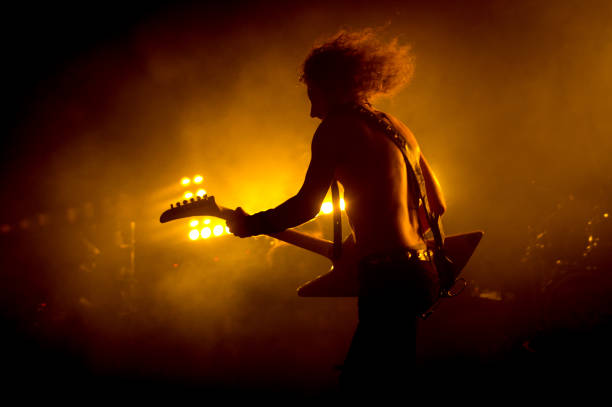 GBR: Airbourne Perform At O2 Forum Kentish Town, London